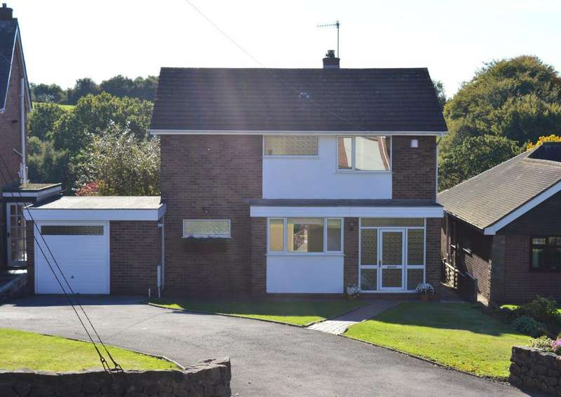 4 Bedrooms Detached House for sale in Bagnall Road, Bagnall, Stoke-on-Trent