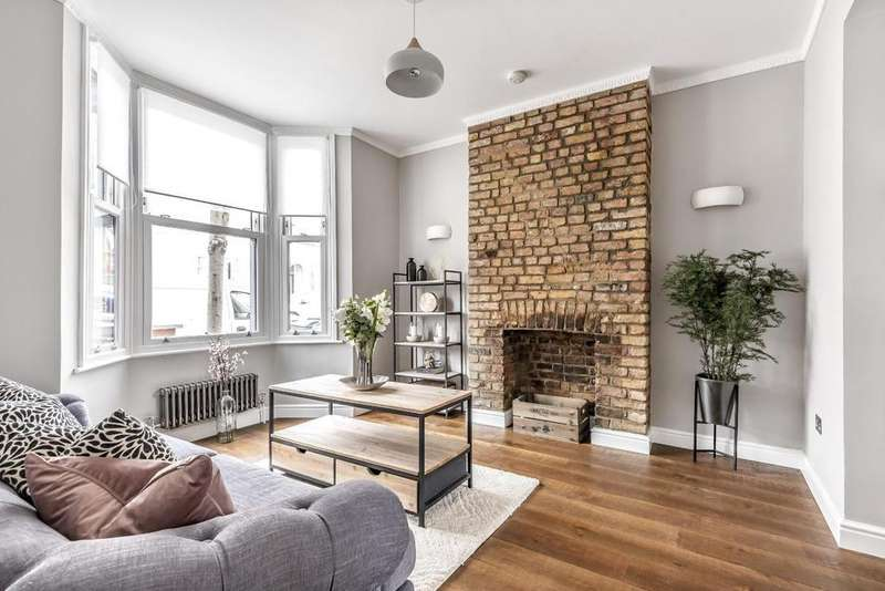 3 Bedrooms Terraced House for sale in Hinton Road, Herne Hill