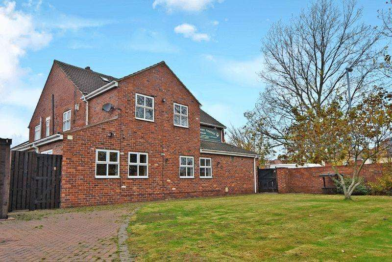 4 Bedrooms Semi Detached House for sale in High Street, South Elmsall