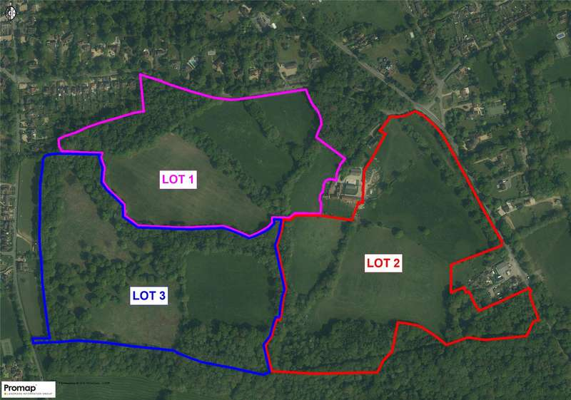 Land Commercial for sale in New Road, Wormley