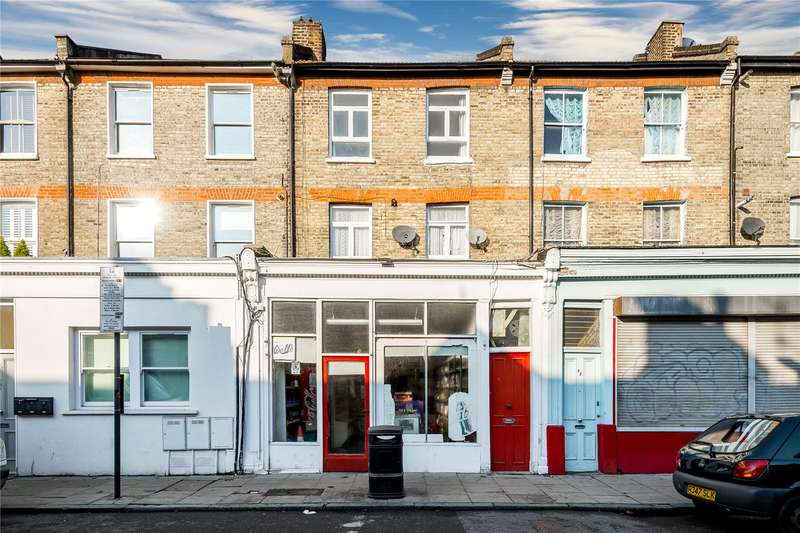 4 Bedrooms Terraced House for sale in Gillespie Road, London, N5