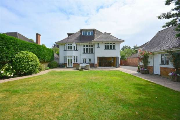 7 Bedrooms Detached House for sale in Alyth Road, Talbot Woods, Bournemouth