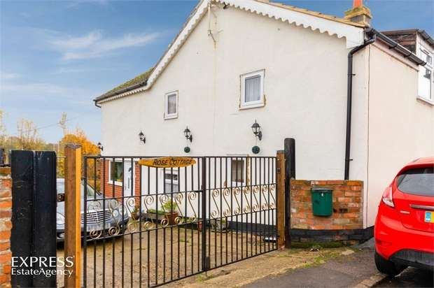 2 Bedrooms Detached House for sale in The Street, Ramsey, Harwich, Essex