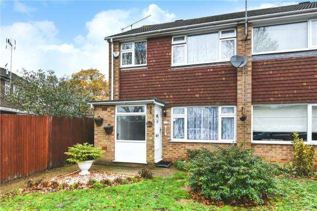 3 Bedrooms End Of Terrace House for sale in Parkview Chase, Slough