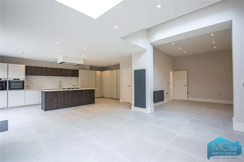 6 Bedrooms Semi Detached House for sale in Redbourne Avenue, Finchley Central, London, N3