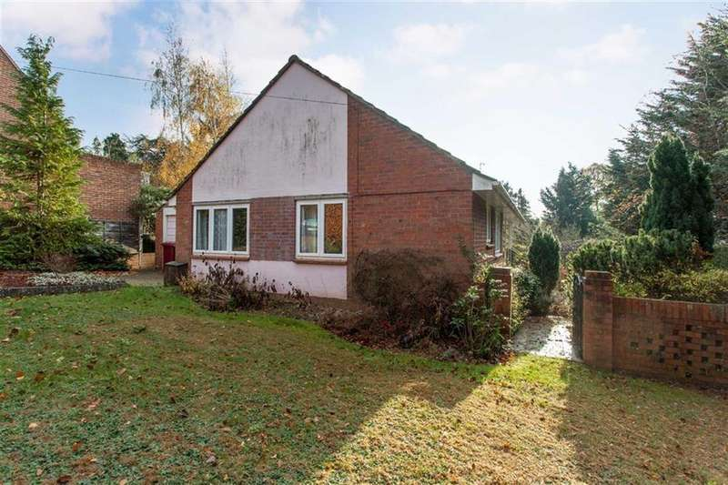 3 Bedrooms Bungalow for sale in Highdown Avenue, Emmer Green, Reading