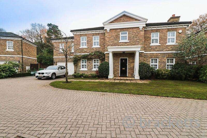 5 Bedrooms Detached House for sale in Huntleys Park, Tunbridge Wells
