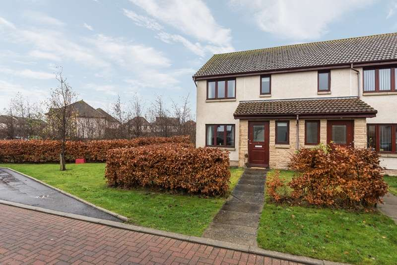 3 Bedrooms End Of Terrace House for sale in Gladstone's Gait, Bonnyrigg, Midlothian, EH19 3GA