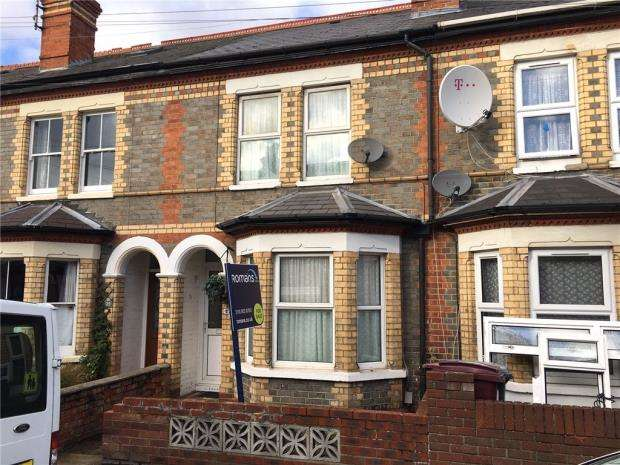 3 Bedrooms Terraced House for sale in Radstock Road, Reading, Berkshire