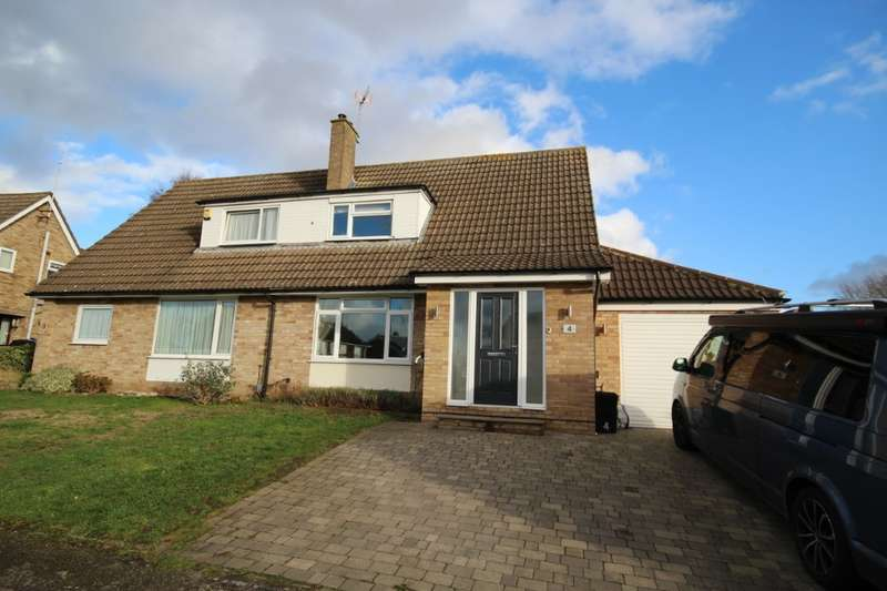 4 Bedrooms Semi Detached House for sale in Southview Close, Twyford, RG10