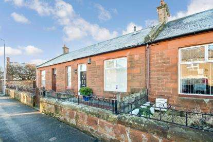 3 Bedrooms Terraced House for sale in Marchfield Road, Ayr