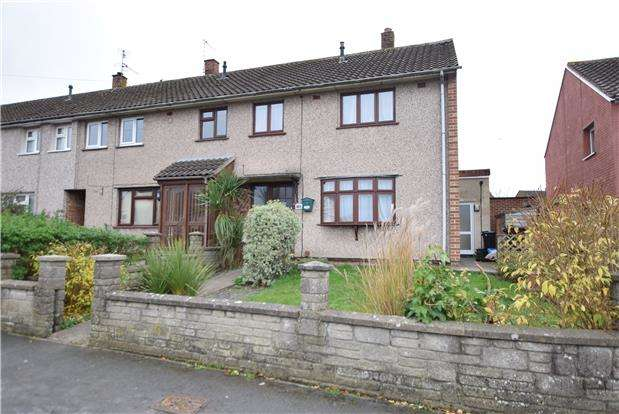 4 Bedrooms End Of Terrace House for sale in Queens Road, Keynsham, BRISTOL, BS31 2NU