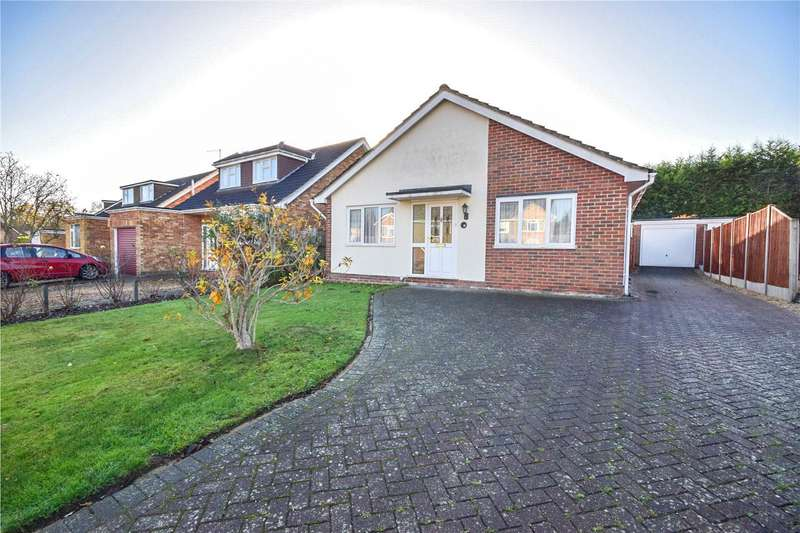 3 Bedrooms Detached Bungalow for sale in Windmill Avenue, Wokingham, Berkshire, RG41