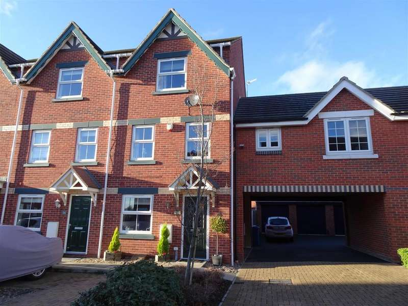 4 Bedrooms Semi Detached House for sale in Grey Meadow Road, Ilkeston