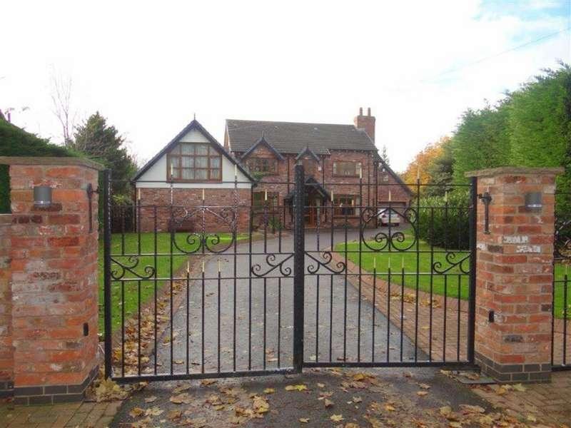 5 Bedrooms Detached House for sale in Helen Street, Golborne, Warrington