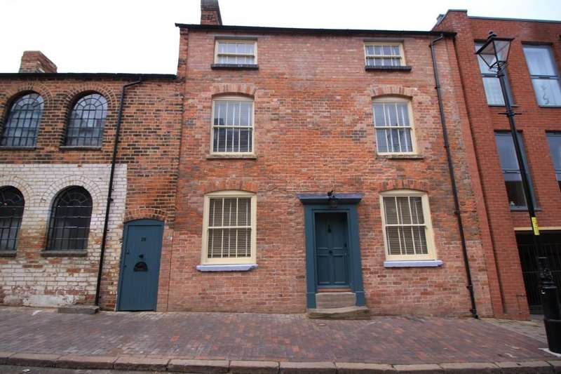 3 Bedrooms Town House for sale in Mary Street, Birmingham