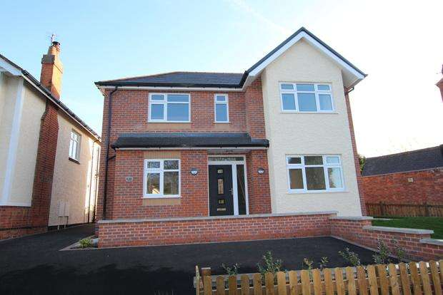 4 Bedrooms Detached House for sale in Cossington Road, Sileby, Loughborough, LE12