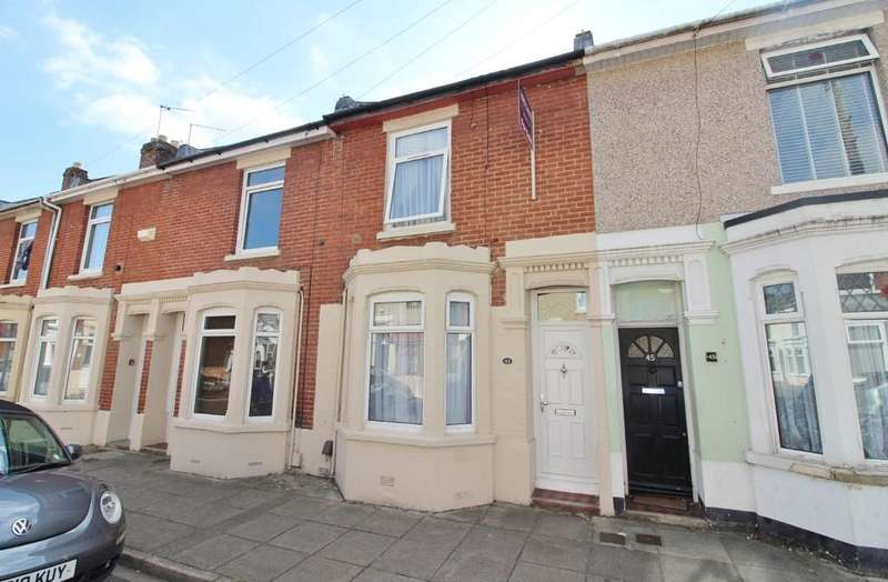 3 Bedrooms Terraced House for sale in Wilson Road, Stamshaw