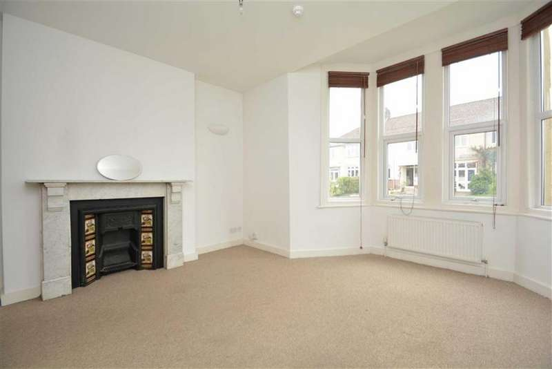 2 Bedrooms Flat for sale in Trelawny Road, Cotham