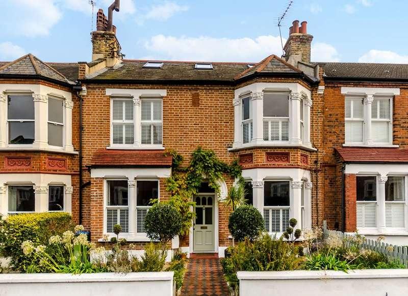 5 Bedrooms House for sale in Heathwood Gardens, Greenwich, SE7