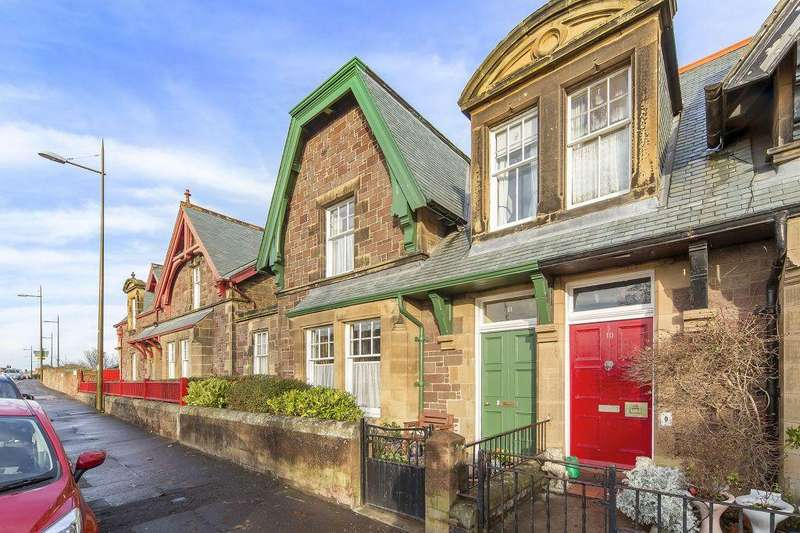 3 Bedrooms Terraced House for sale in 11 Bowmont Terrace, DUNBAR, EH42 1LF