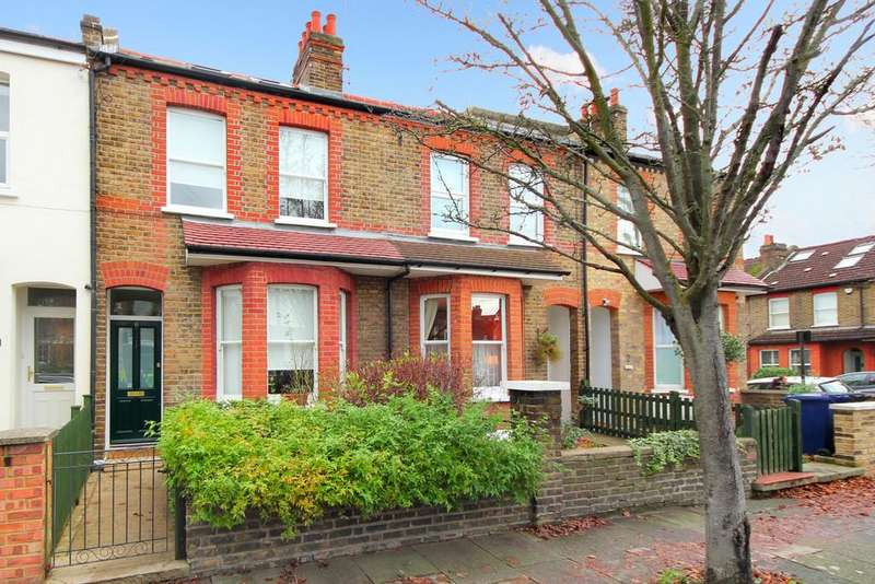 5 Bedrooms Terraced House for sale in Glenfield Road, W13