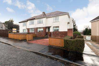 3 Bedrooms Flat for sale in Middlemas Drive, Kilmarnock