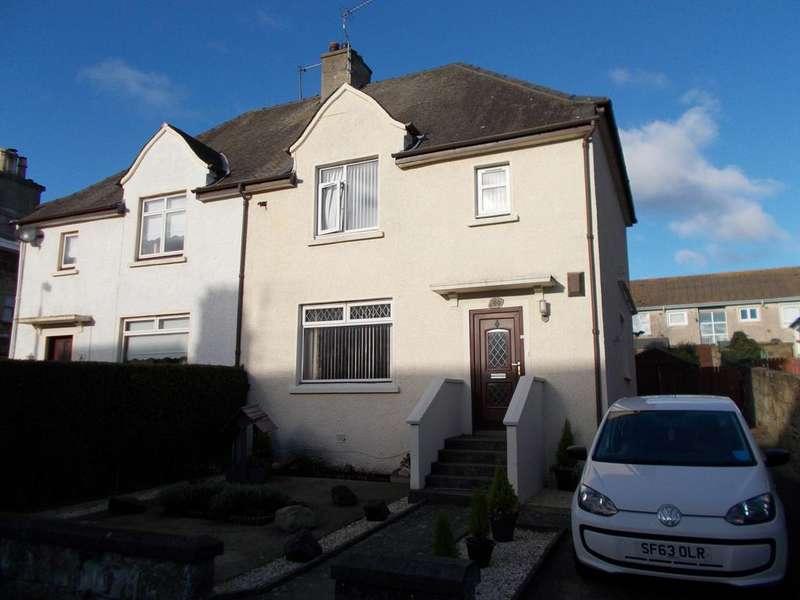 3 Bedrooms Semi-detached Villa House for sale in Welbeck Crescent, Troon KA10