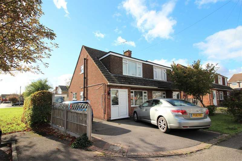 3 Bedrooms Semi Detached House for sale in Pine Close, Thornbury, Bristol, BS35 2JS