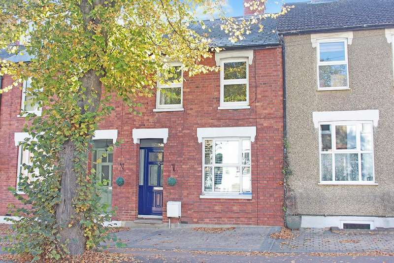 2 Bedrooms Terraced House for sale in Grenfell Road, Maidenhead SL6