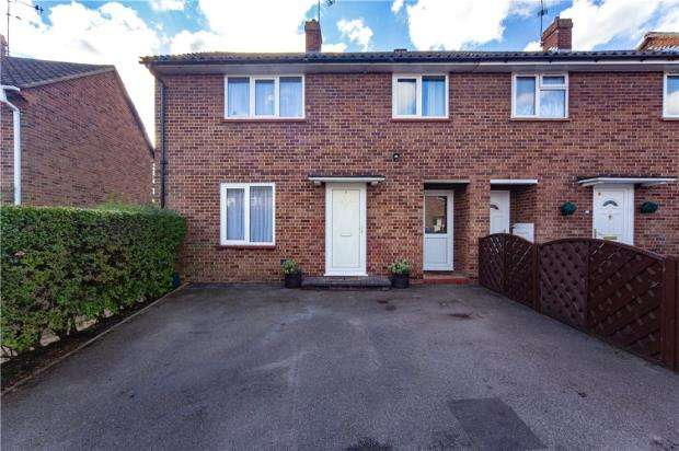 3 Bedrooms End Of Terrace House for sale in Longmoors, Priestwood, Bracknell