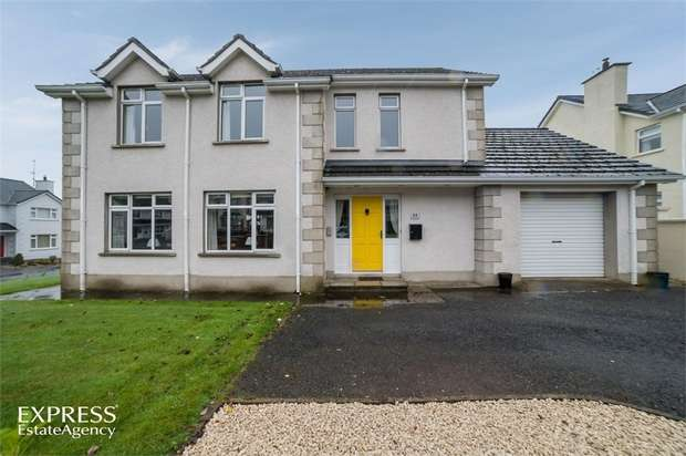 4 Bedrooms Detached House for sale in Sherbourne Heights, Magherafelt, County Londonderry