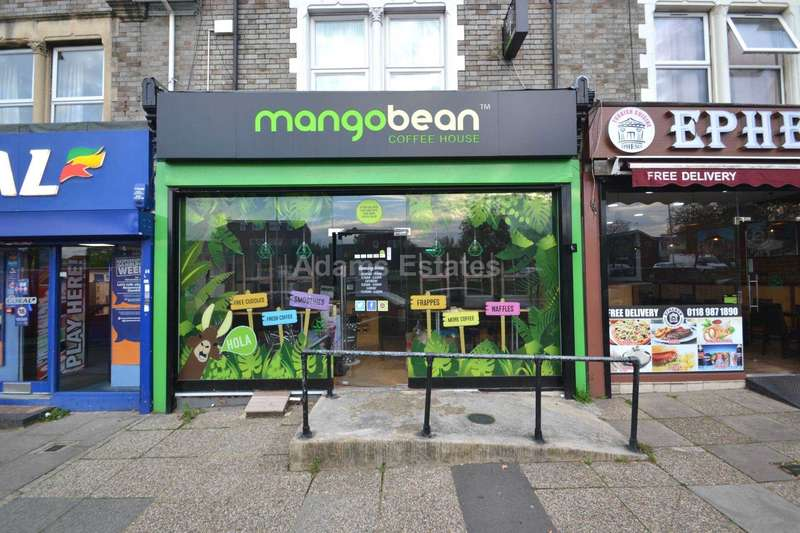 Commercial Property for rent in Whitley Street, Reading