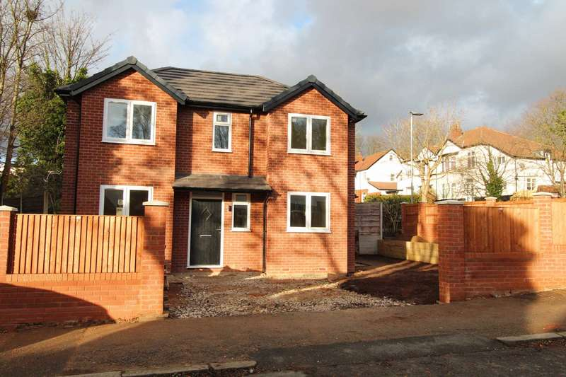 3 Bedrooms Detached House for sale in Woodhill Drive, Prestwich
