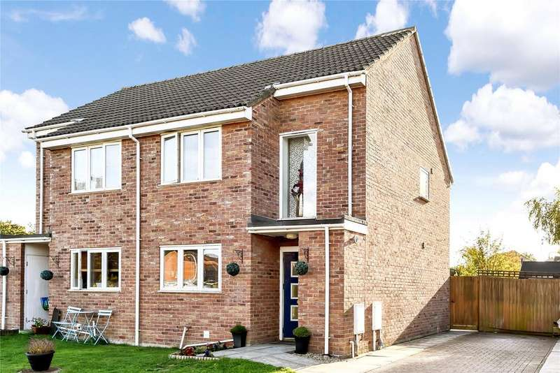 2 Bedrooms Semi Detached House for sale in Joy Paine Close, Boston, PE21