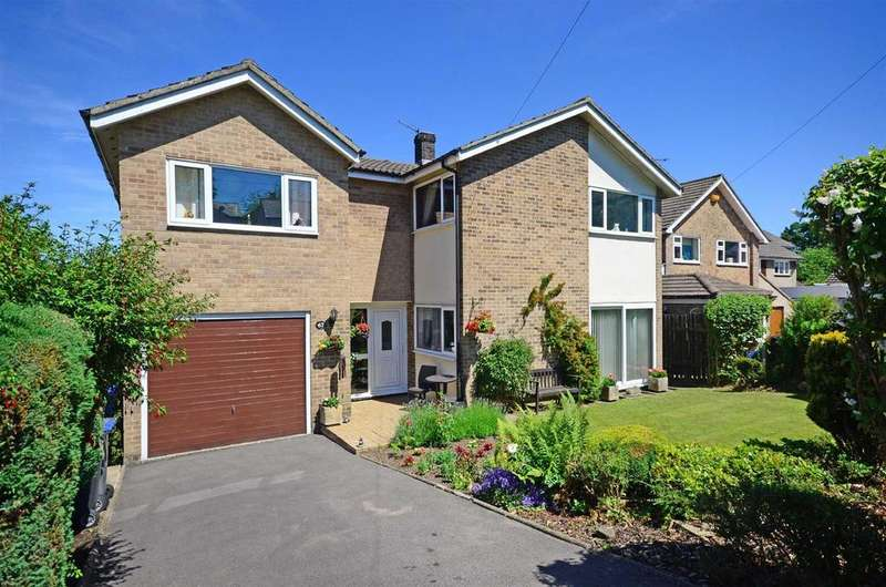 4 Bedrooms Detached House for sale in Starkholmes Road, Matlock