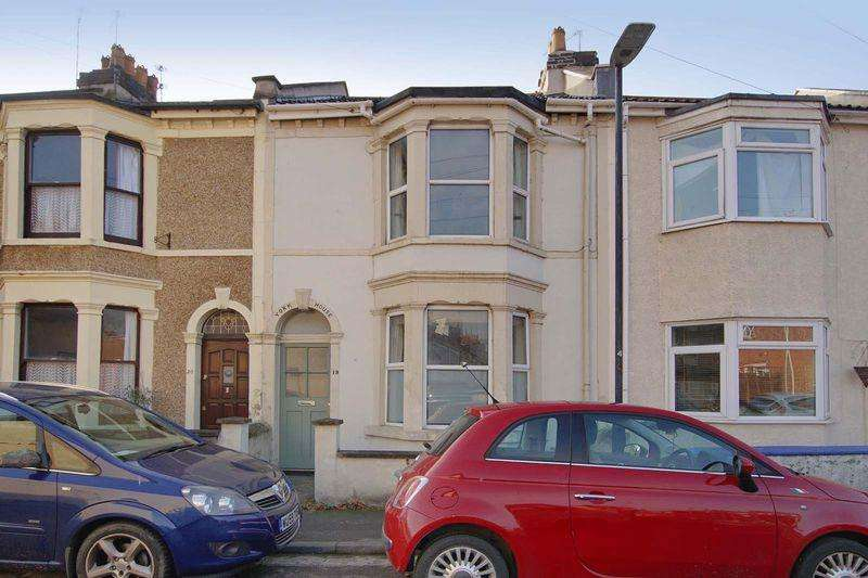 2 Bedrooms Terraced House for sale in Tenby Street, Bristol, BS5 0DJ