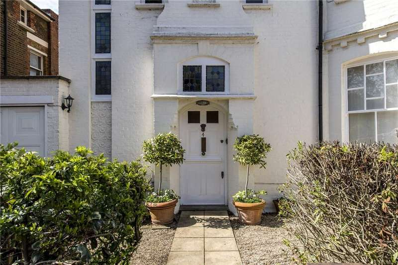 5 Bedrooms End Of Terrace House for sale in Kirkstall Road, London, SW2