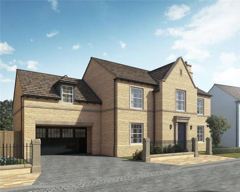 5 Bedrooms Detached House for sale in Cecil Square, Kettering Road, Stamford, Lincolnshire, PE9