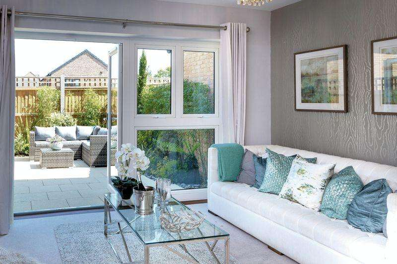 2 Bedrooms Terraced House for sale in Chiron Square, Harlow