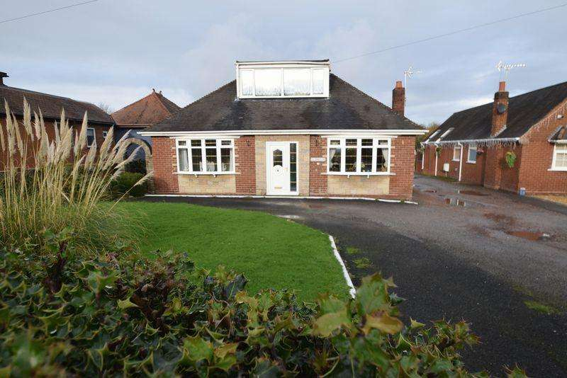 3 Bedrooms Detached Bungalow for sale in Long Lane, Great Wyrley, Staffordshire