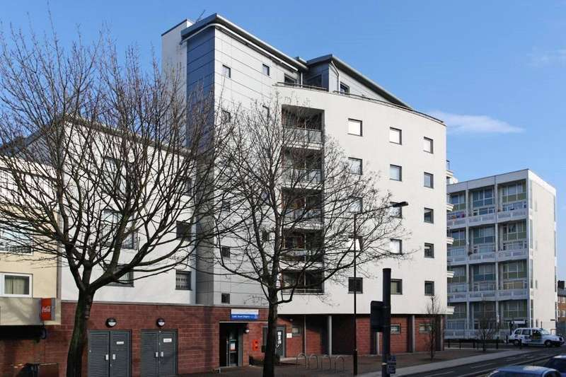 1 Bedroom Apartment Flat for sale in Ikon House, Cable Street, London, E1W