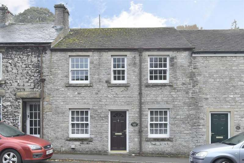 3 Bedrooms Terraced House for sale in Commercial Road, Tideswell, Buxton