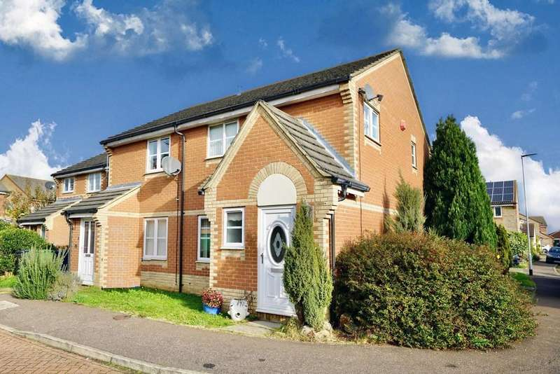 3 Bedrooms End Of Terrace House for sale in Chapel Field, Gamlingay