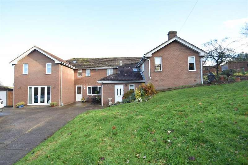 6 Bedrooms Detached House for sale in Yardley, Ruyton Xi Towns, Shrewsbury, SY4 1LR