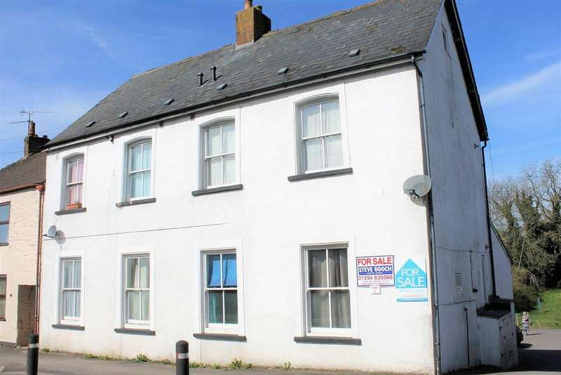 2 Bedrooms Apartment Flat for sale in Gloucester Road, Coleford