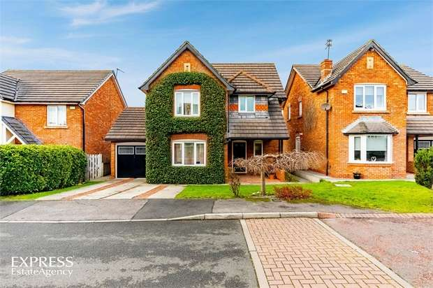 4 Bedrooms Detached House for sale in Ashbourne Drive, Coxhoe, Durham