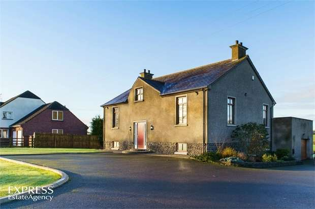 4 Bedrooms Detached House for sale in New Forge Road, Magheralin, Craigavon, County Armagh