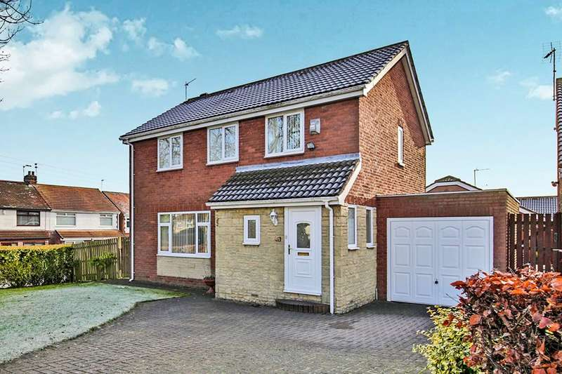 4 Bedrooms Detached House for sale in Broadway, Chester Le Street, DH3