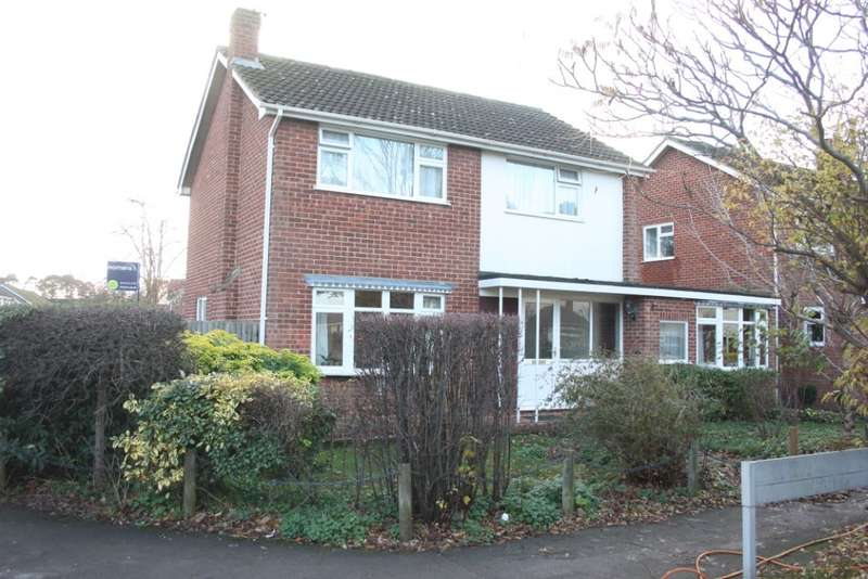 3 Bedrooms Detached House for sale in Highgate Road, Woodley, RG5